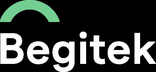 Begitek logo negativo