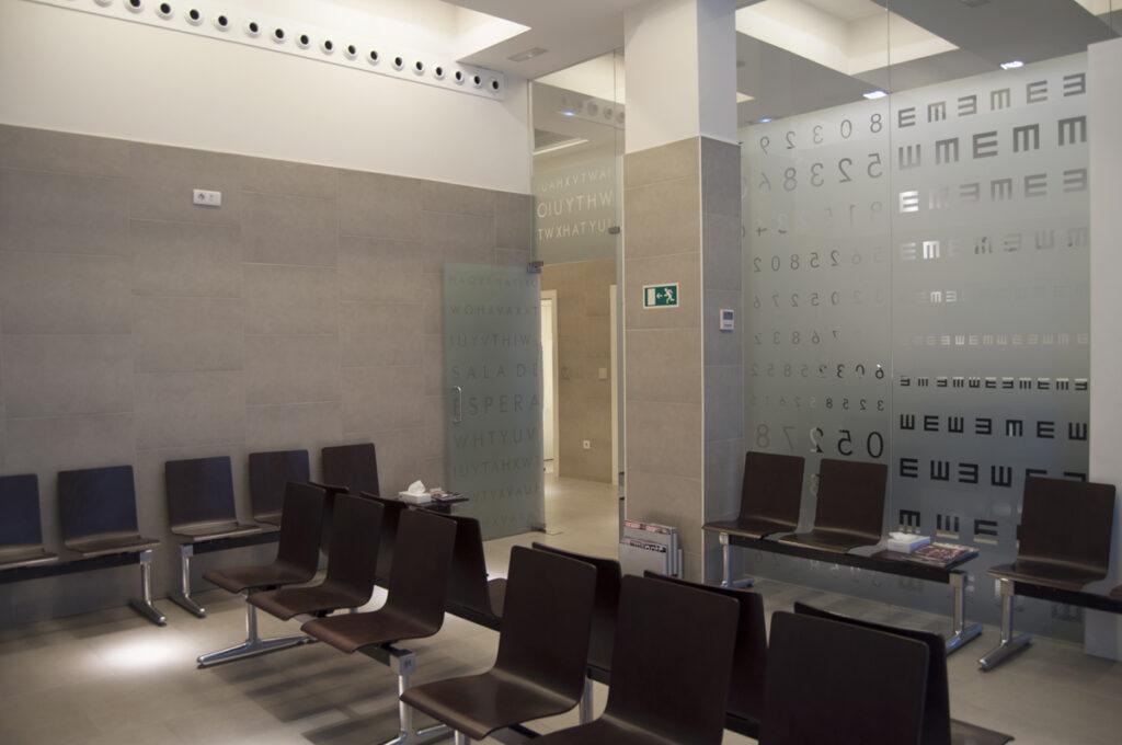 sala de espera Ókular