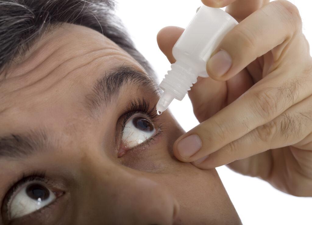 colirios glaucoma