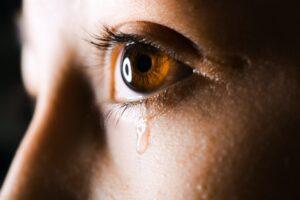 ojo lloroso