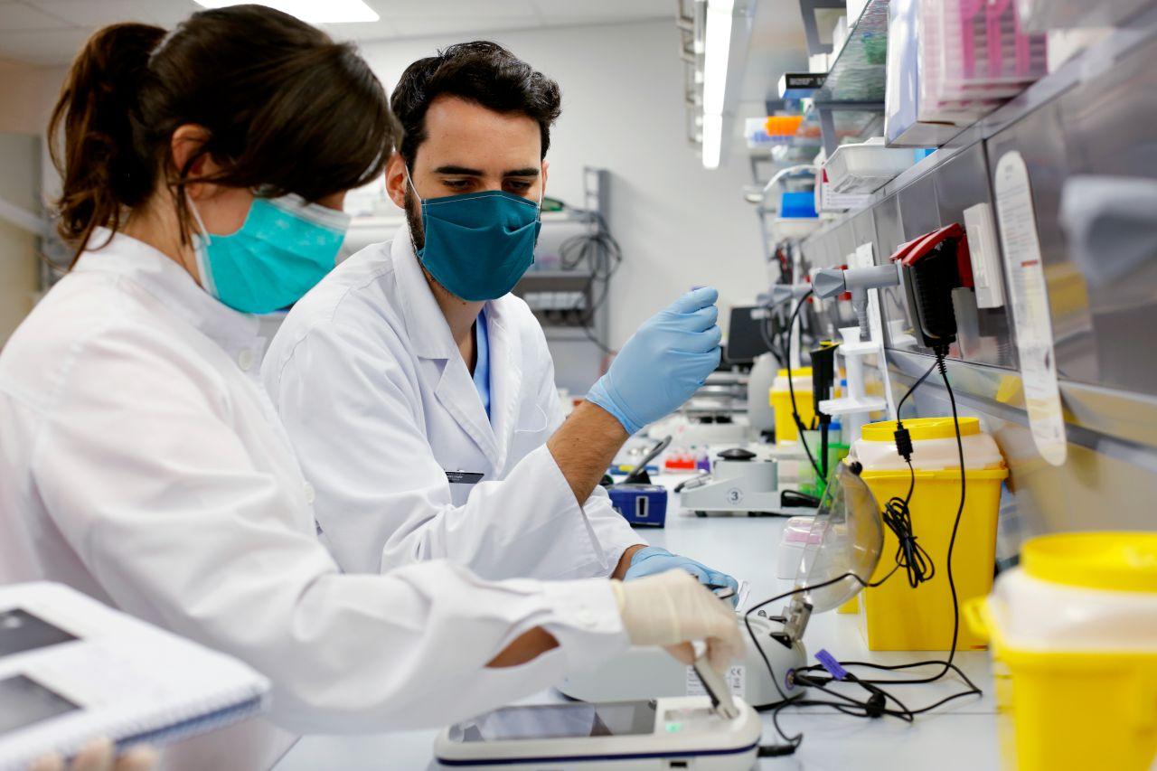 laboratorio IMO Grupo Miranza